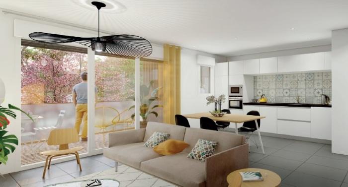 Appartements neufs Les Sept Deniers référence 5341 : aperçu n°1