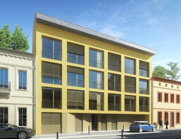 Appartements neufs Le Busca référence 5347 : aperçu n°0
