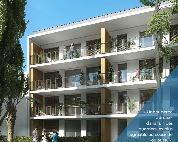 Appartements neufs Le Busca référence 5347 : aperçu n°2