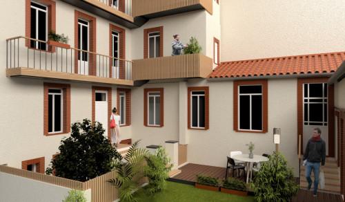 Appartements neufs Jean Jaurès référence 5468