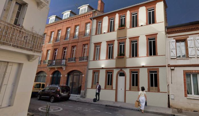 Appartements neufs Jean Jaurès référence 5468 : aperçu n°2