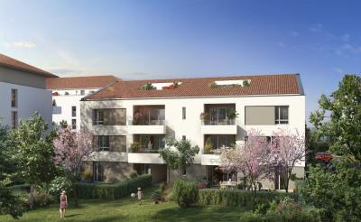 Appartements neufs Purpan référence 5449