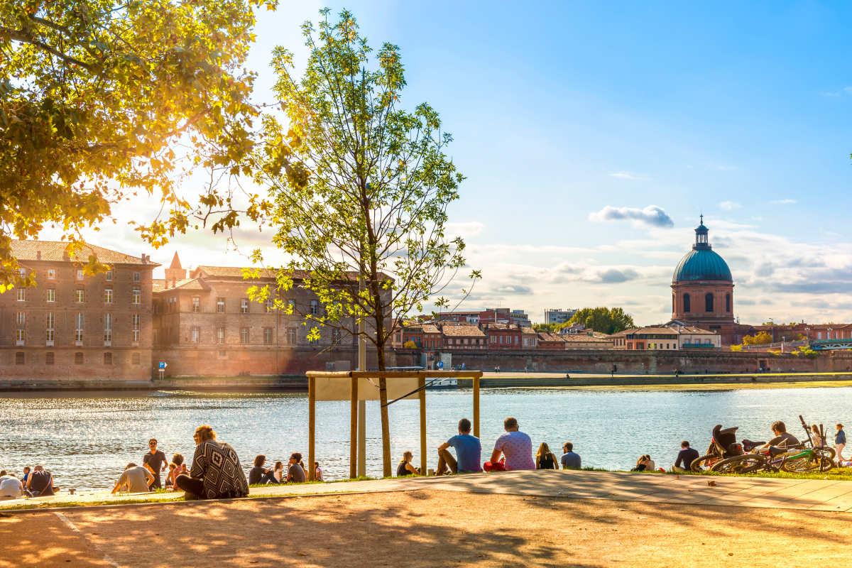 Le nombre d'habitants à Toulouse augmente chaque année