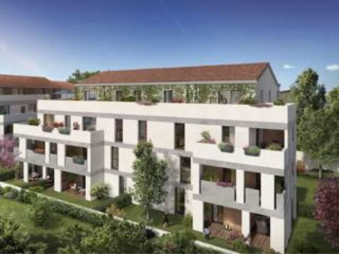 Appartements neufs Côte Pavée référence 5464 : aperçu n°0