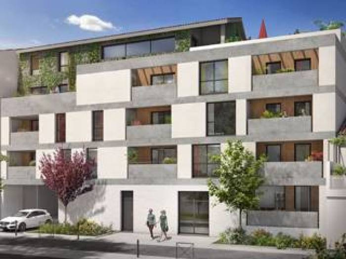 Appartements neufs Côte Pavée référence 5464 : aperçu n°2