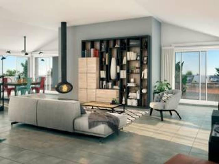 Appartements neufs Côte Pavée référence 5464 : aperçu n°1