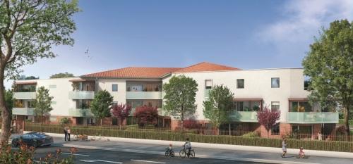 Appartements neufs Cugnaux référence 5466