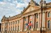 immobilier et coronavirus - Le Capitole à Toulouse