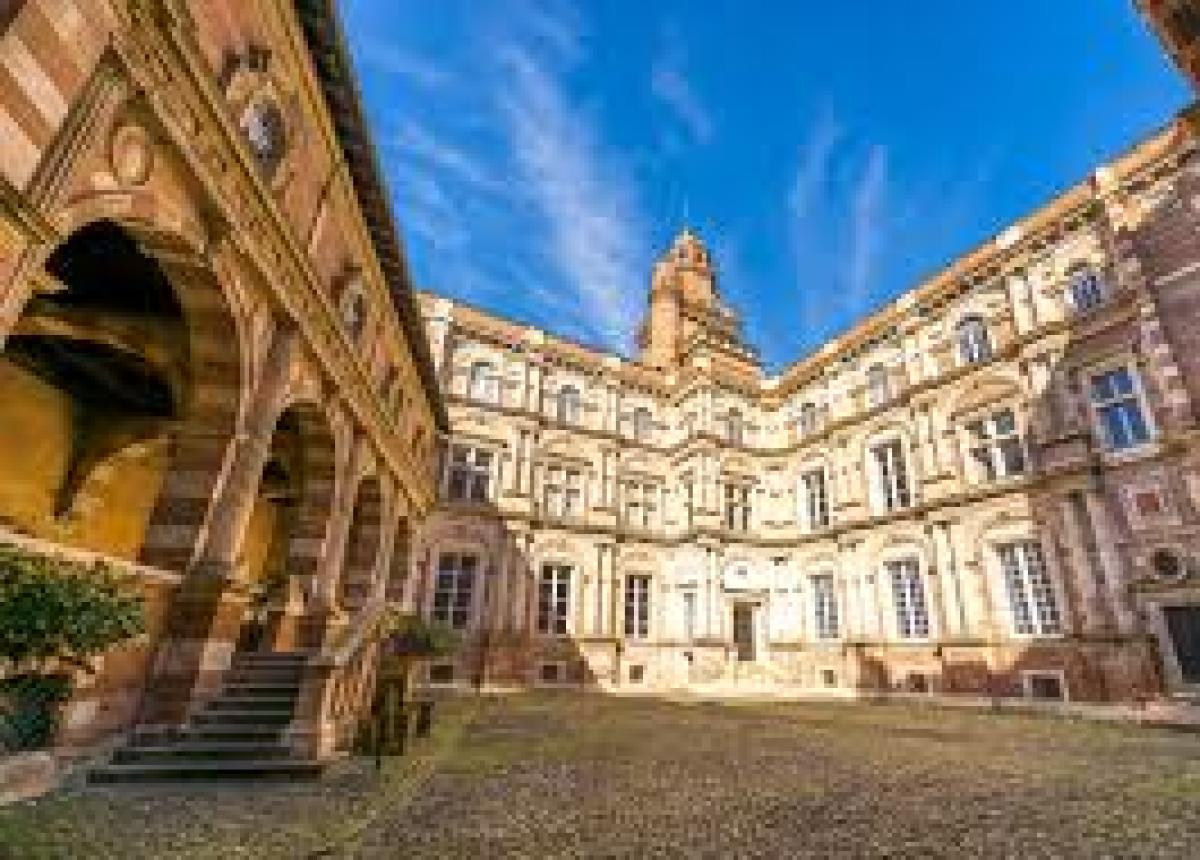 Histoire de Toulouse - L'hôtel Assezat