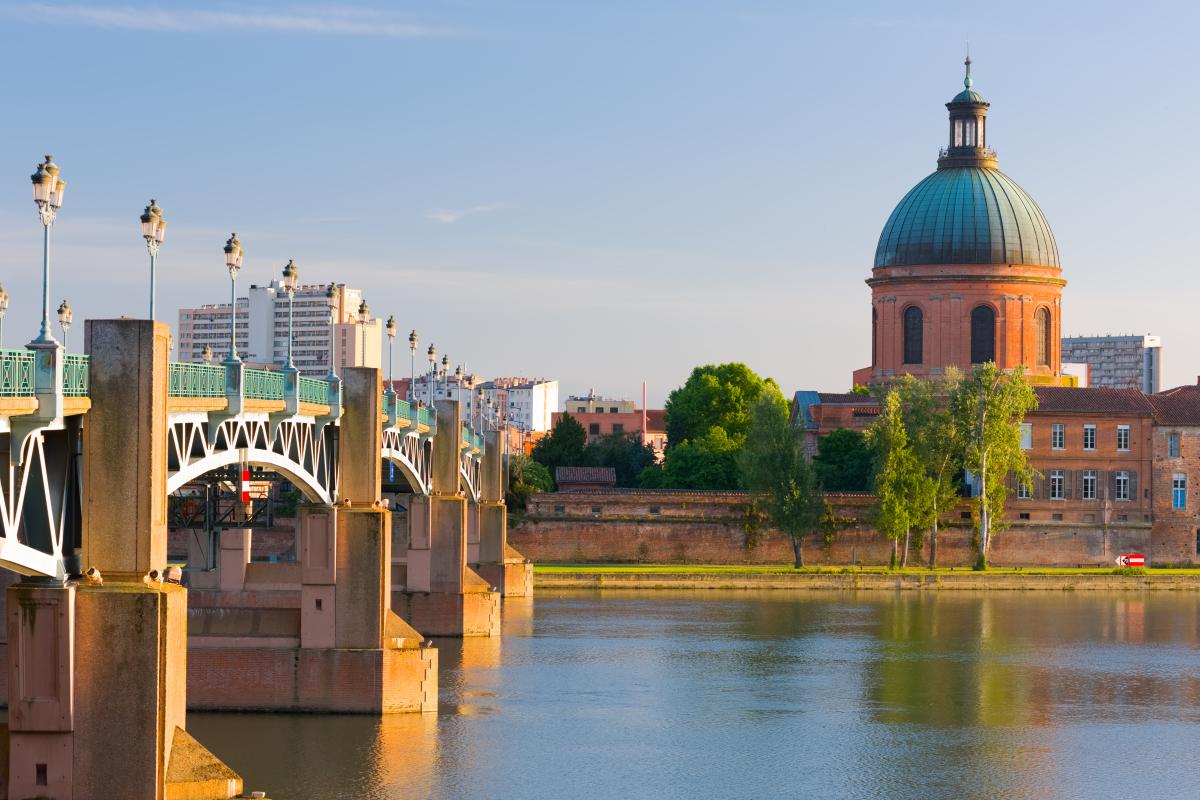 Histoire de Toulouse - Hôpital La Grave