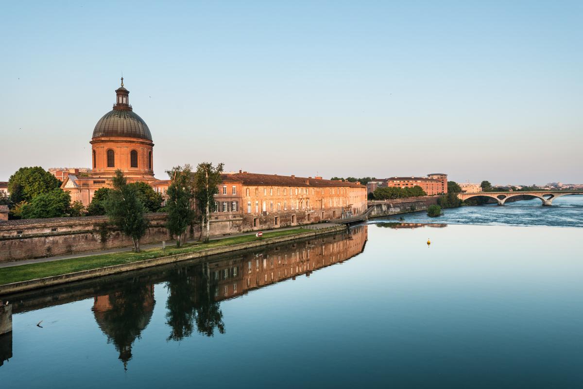Hôpital La Grave Toulouse
