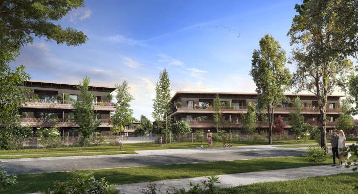 Maisons neuves et appartements neufs Cornebarrieu référence 5508 : aperçu n°0