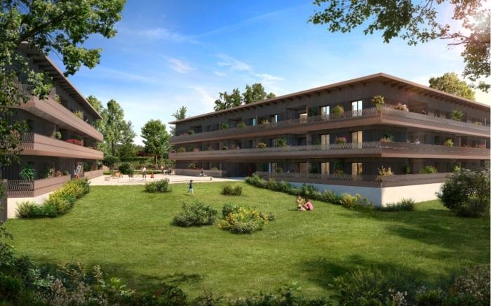 Maisons neuves et appartements neufs Cornebarrieu référence 5508 : aperçu n°3