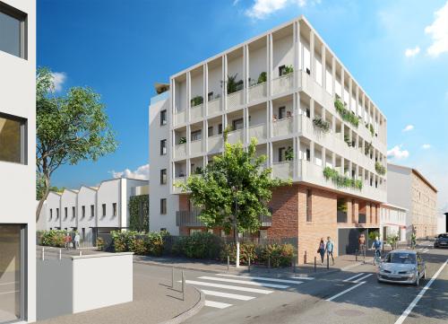 Maisons neuves et appartements neufs Patte d'Oie référence 5510