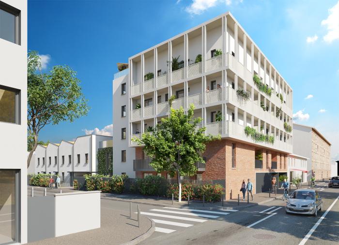 Maisons neuves et appartements neufs Patte d'Oie référence 5510 : aperçu n°0
