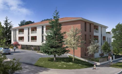 Appartements neufs Saint-Orens-de-Gameville référence 5512