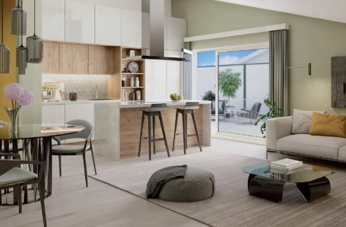 Appartements neufs Escalquens référence 5516 : aperçu n°1