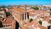 immobilier toulouse - L'église des Jacobins à Toulouse