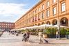 immobilier toulouse - Les terrasses de la place du Capitole à Toulouse