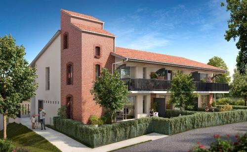 Appartements neufs Balma référence 5539