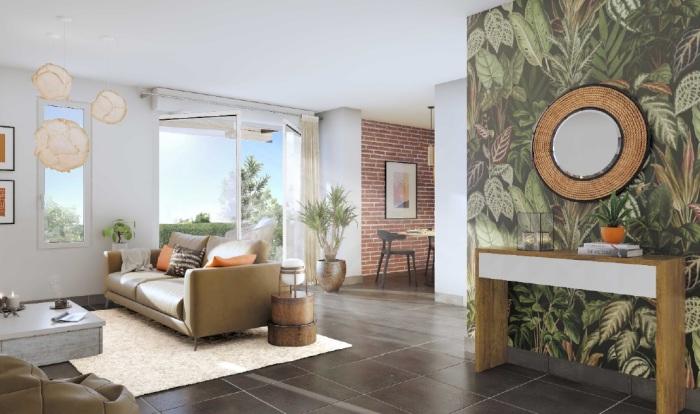 Maisons neuves et appartements neufs Balma référence 5539 : aperçu n°1