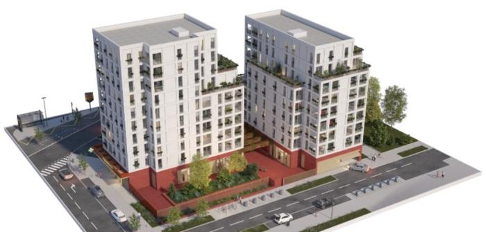 Appartements neufs Saint-Agne référence 5553 : aperçu n°2