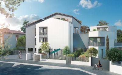 Maisons neuves et appartements neufs Saint-Agne référence 5561