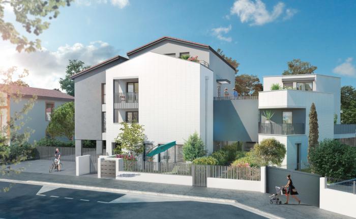 Maisons neuves et appartements neufs Saint-Agne référence 5561 : aperçu n°0