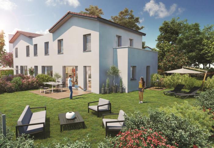 Maisons neuves et appartements neufs Saint-Agne référence 5561 : aperçu n°2