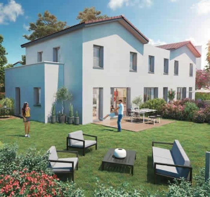 Maisons neuves et appartements neufs Saint-Agne référence 5561 : aperçu n°3