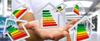 acheter appartement neuf Toulouse - graphiques représentant l'économie d'énergie d'un logement