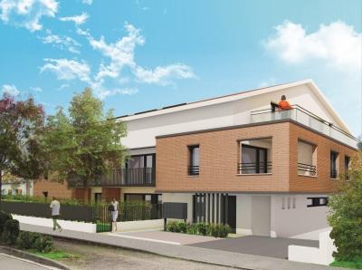 Appartements neufs Croix-Daurade référence 5586
