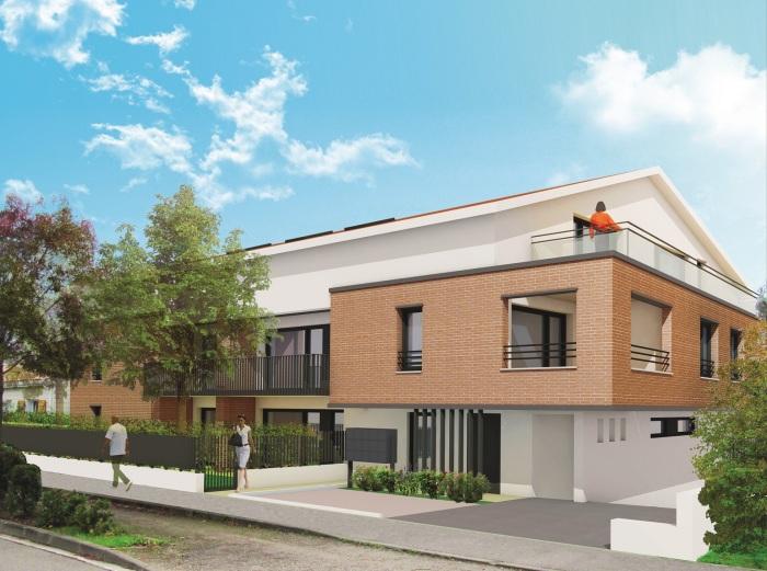 Appartements neufs Croix-Daurade référence 5586 : aperçu n°0