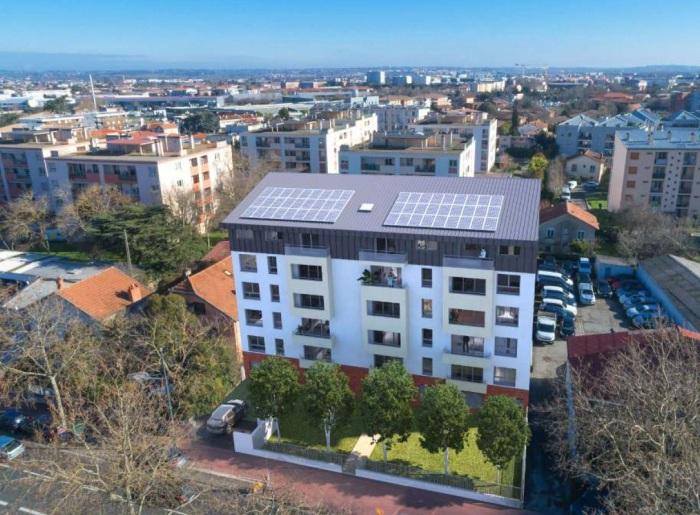 Appartements neufs Barrière de Paris référence 5612 : aperçu n°2