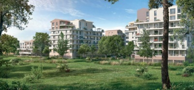 Appartements neufs Montaudran référence 5614