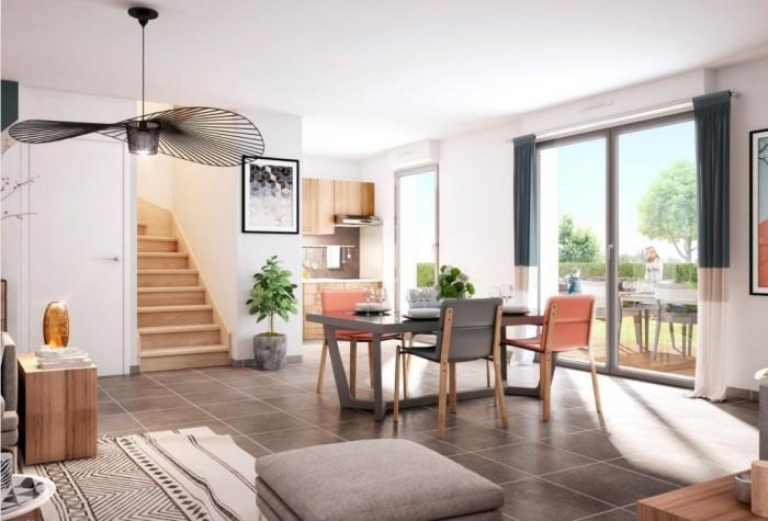 Maisons neuves et appartements neufs Colomiers référence 5634 : aperçu n°1