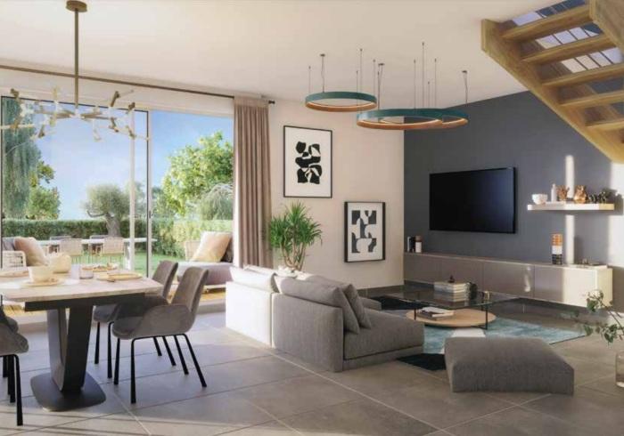 Maisons neuves et appartements neufs Pins-Justaret référence 5632 : aperçu n°1
