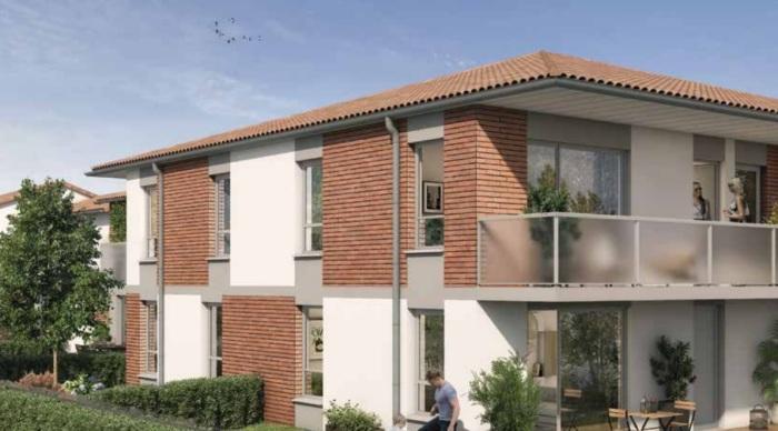 Maisons neuves et appartements neufs Pins-Justaret référence 5632 : aperçu n°2