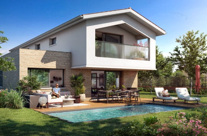 Maisons neuves et appartements neufs Goyrans référence 5649 : aperçu n°0