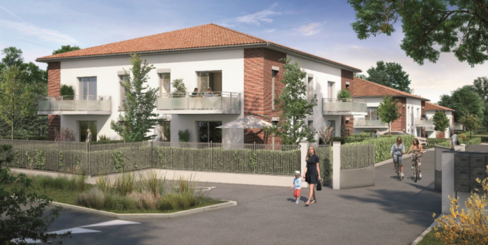 Appartements neufs Pechbonnieu référence 5647 : aperçu n°0