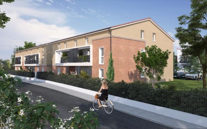 Appartements neufs Labarthe-sur-Lèze référence 5655 : aperçu n°0
