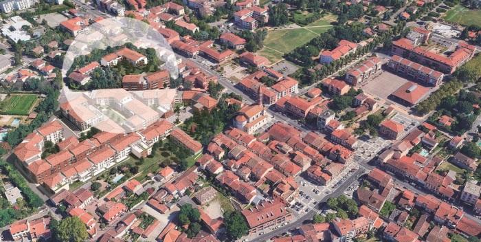 Appartements neufs Castanet-Tolosan référence 5670 : aperçu n°3