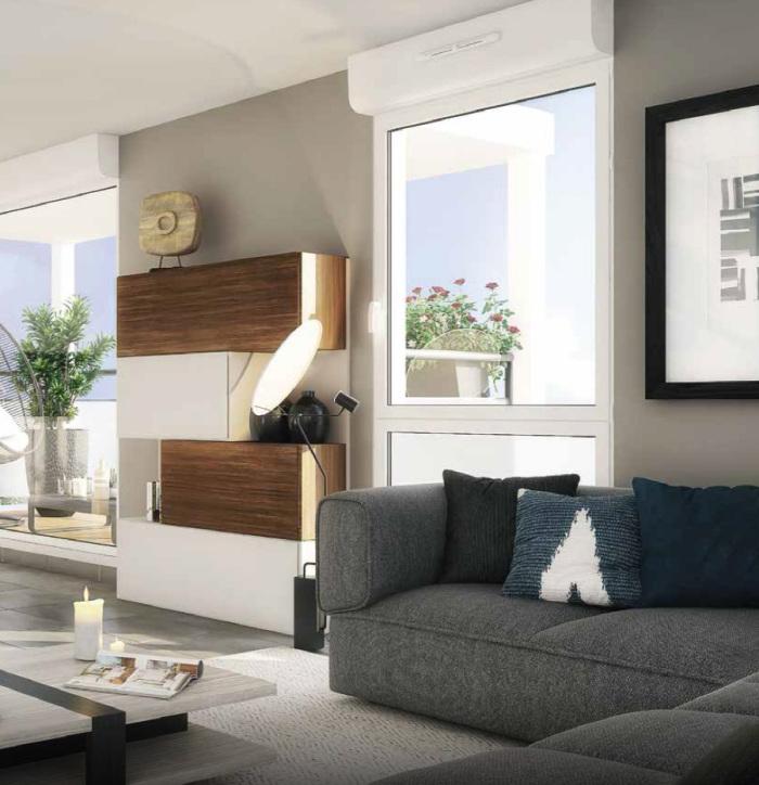 Appartements neufs Eaunes référence 5685 : aperçu n°2