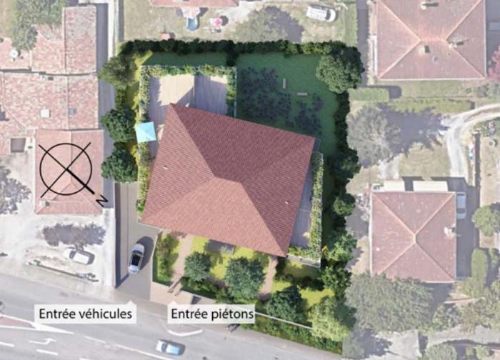 Appartements neufs Saint-Orens-de-Gameville référence 5701 : aperçu n°3