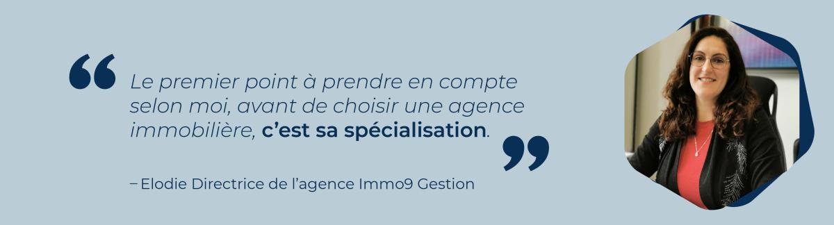 gestion locative Toulouse  – Élodie CHARRIE, directrice d'agence en gestion locative immobilière à Toulouse