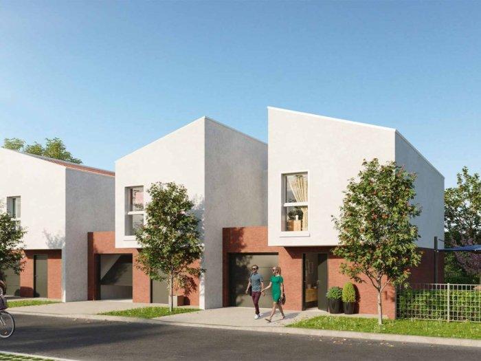 Appartements neufs Roques référence 5728 : aperçu n°0