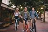 Rue de Metz Toulouse – photo de jeunes cyclistes toulousains