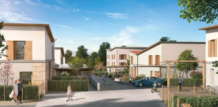 Maisons neuves et appartements neufs Cornebarrieu référence 5748 : aperçu n°0