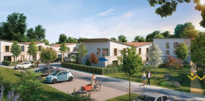 Maisons neuves et appartements neufs Cornebarrieu référence 5748 : aperçu n°3