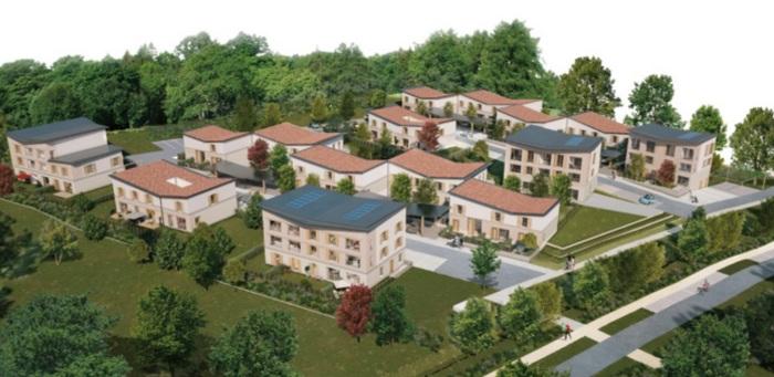 Maisons neuves et appartements neufs Cornebarrieu référence 5748 : aperçu n°4